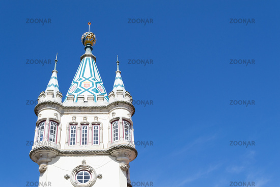 Detail of Sintra City hall (Portugal)