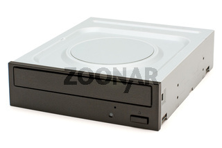 Computer hardware component: dvd-rom drive isolated