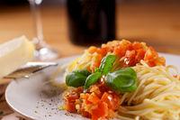 aspaghetti napoli