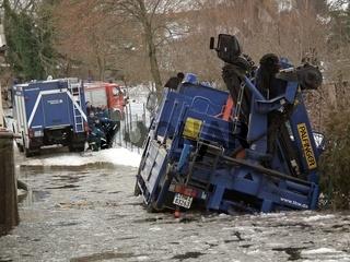 Hochwasser in Hohenwutzen 2011