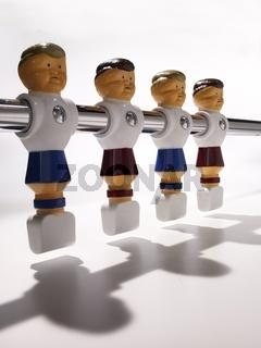 Tischfussballfiguren