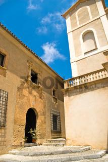 Church of 'Transfiguracion del Senor' in Arta