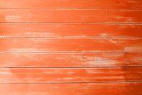 Orange Vintage Wooden Background, Copy Space