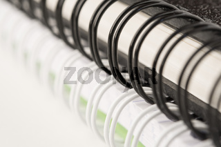 Closeup office gadgets