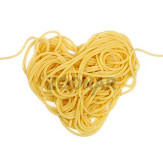 Pasta love.