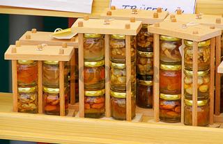 Eingelegte Früchte - Preserved Fruits 01