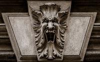 Mask of stone