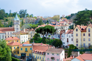 Sintra Historical center (Portugal)