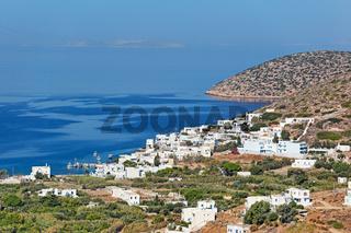 Katapola of Amorgos, Greece