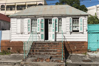 Historical building on Antigua