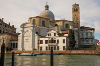 San Geremia church located at Venice, Italy