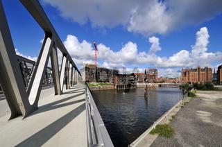 Hamburg Hafencity Überseequartier