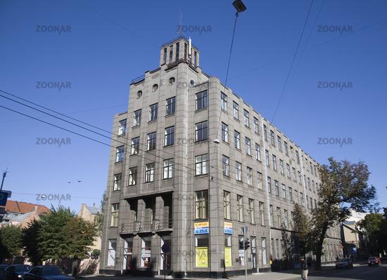 architektur 20er