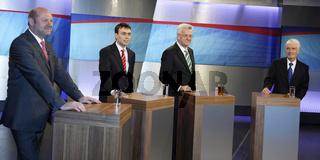 Spitzenkandidaten Landtagswahl in Baden-Württemberg