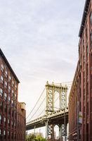 NYC Manhattan Bridge