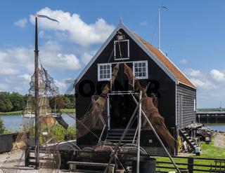 Zuiderzee Museum Enkhuizen and Fishing Gear