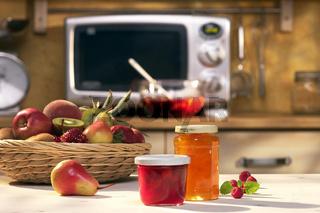 Stepserie Marmelade kochen Step4