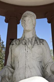 Der Elisabethenbrunnens aus dem Jahre 1834