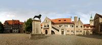 Braunschweiger Löwe in Braunschweig