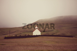 Chapel in Iceland