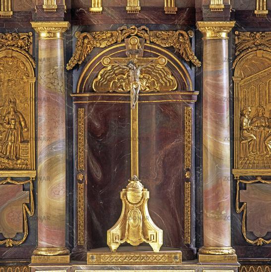 Tabernakel, lat. tabernaculum, Christentum