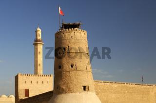 Wehrturm des Al-Fahidi-Fort, Duabi