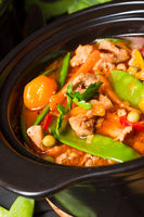 Veal Fricassee
