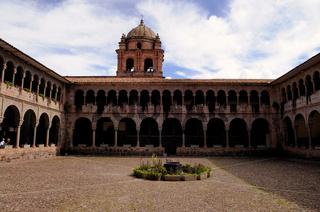 Kloster Santo Domingo  Peru
