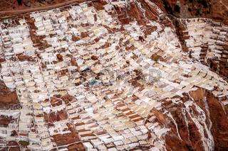 Terraced Salt Mine