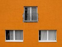Neugierige Nachbarn