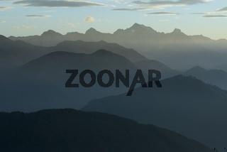 Herbststimmung über den Nationalpark Kalkalpen