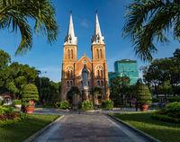Notre-Dame Cathedral Basilica of Saigon