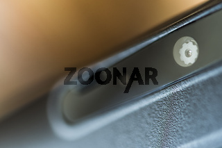 Computer front camera lens