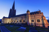 St. Columb's Cathedral in Derry