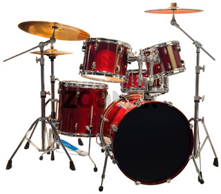 Drums cutout