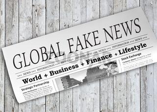 Global Fake News Newspaper