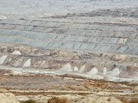 Uranium pit abandoned.