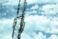 Cellular Equipment Tower (Base Station)