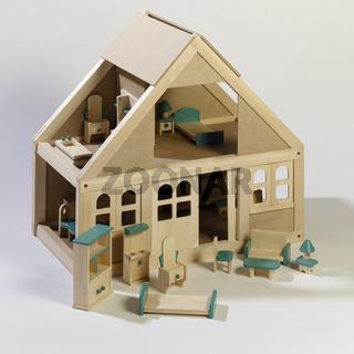 Haus, Puppenhaus