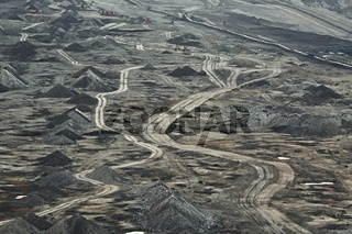 Coal Mine Area