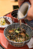 unadon eel rice bowl