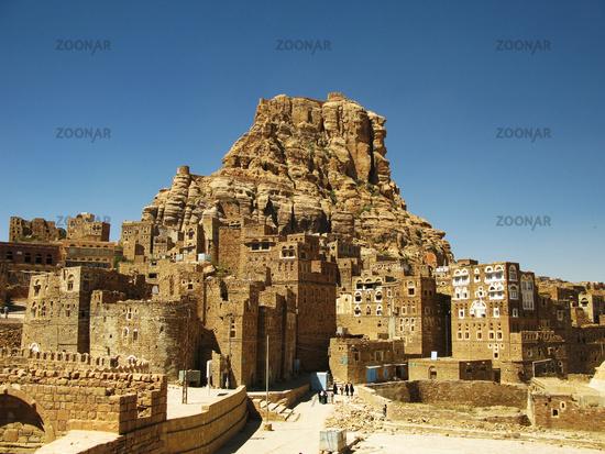 Thula town, Yemen