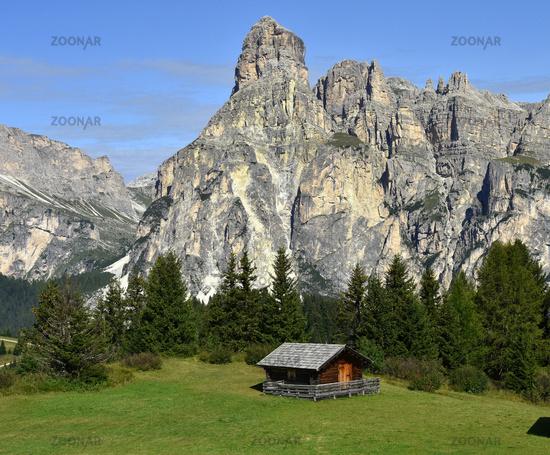Dolomite Alps; South Tyrol; Italy;