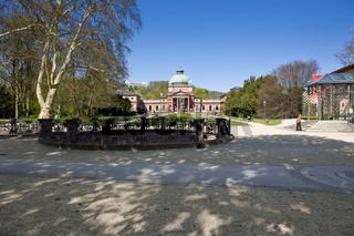 Das Kaiser - Wilhelms - Bad im Kurpark