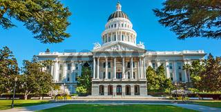 California State Capitol Sacramento USA