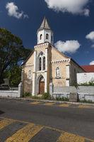 Historical Church on Antigua