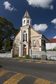 Historisches Kirche auf Antigua