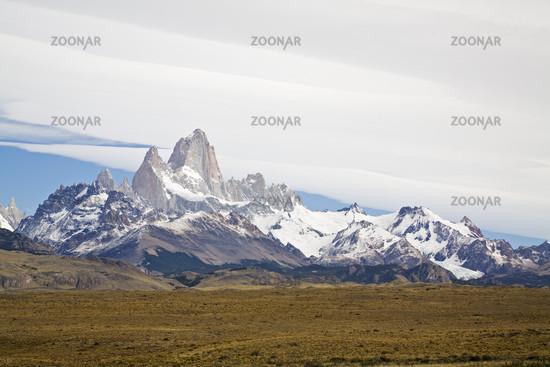 Fitz Roy massive, Argentina, Patagonia