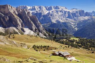 Dolomite Alps, landscape