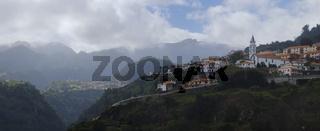 Landschaft bei Faial, Madeira